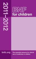 BNF for Children 2011-2012