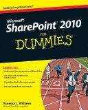 SharePoint 2010 For Dummies ebook