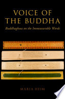Voice of the Buddha Book