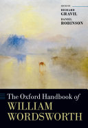 The Oxford Handbook of William Wordsworth Pdf