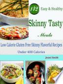 142 Easy   Healthy Skinny Tasty Meals