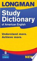 Longman Study Dictionary of American English