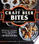The Craft Beer Bites Cookbook Book PDF