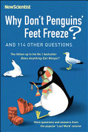 Why Don't Penguins' Feet Freeze