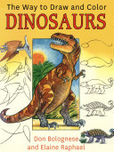 Pdf The Way to Draw and Color Dinosaurs
