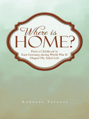 Pdf Where Is Home?