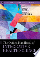 The Oxford Handbook of Integrative Health Science