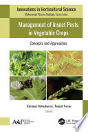 Management of Insect Pests in Vegetable Crops