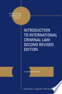 Introduction to International Criminal Law, 2nd Revised Edition