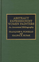 Abstract Expressionist Women Painters Book PDF
