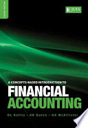 Concepts-Based Introduction to Financial Accounting
