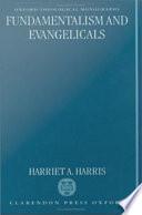 Fundamentalism and Evangelicals Book