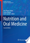 Nutrition And Oral Medicine Book PDF