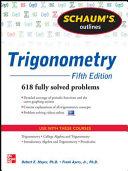 Schaum S Outline Of Trigonometry 5th Edition