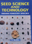 Seed Science and Technology: Indian Forestry Species