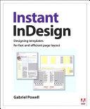 Pdf Instant InDesign