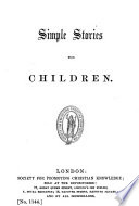 Simple stories for children  by E  Carlyon