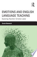 Emotions and English Language Teaching Book
