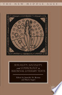Sexuality  Sociality  and Cosmology in Medieval Literary Texts