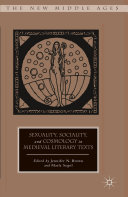 Sexuality, Sociality, and Cosmology in Medieval Literary Texts Pdf/ePub eBook