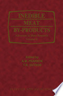Inedible Meat by Products Book PDF