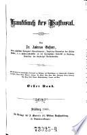 Handbuch der Pastoral