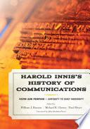 Harold Innis s History of Communications