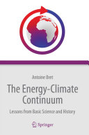 The Energy Climate Continuum