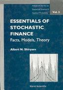 Essentials of Stochastic Finance