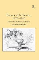 Pdf Dances with Darwin, 1875–1910 Telecharger