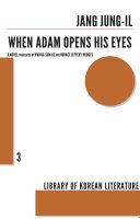When Adam Opens His Eyes