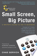 Mediabistro com Presents Small Screen  Big Picture Book