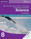 Books - Cambridge Checkpoint Science Coursebook 8 | ISBN 9781107659353
