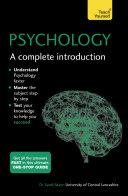 Psychology: A Complete Introduction: Teach Yourself Pdf/ePub eBook