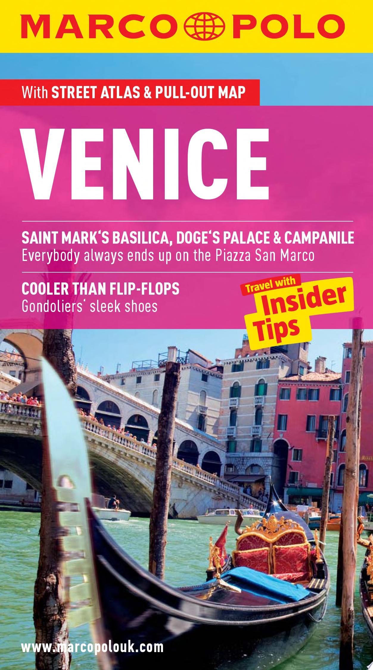 Venice Marco Polo Guide