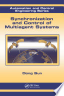 Synchronization And Control Of Multiagent Systems Book PDF