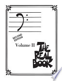 The Real Book   Volume II  Songbook