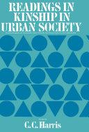 Reading in Kinship in Urban Society