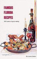 Famous Florida Recipes Book