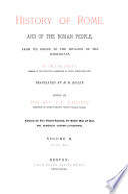 History of Rome Book PDF