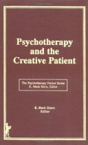 Psychotherapy and the Creative Patient
