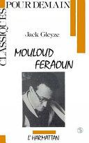 Pdf Mouloud Feraoun Telecharger