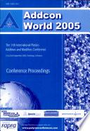 Addcon World 2005 Book PDF