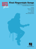 Pdf First Fingerstyle Songs Telecharger