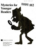 Mysteries for Younger Readers  2012