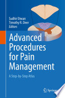 Advanced Procedures for Pain Management Book