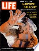15 sept. 1961