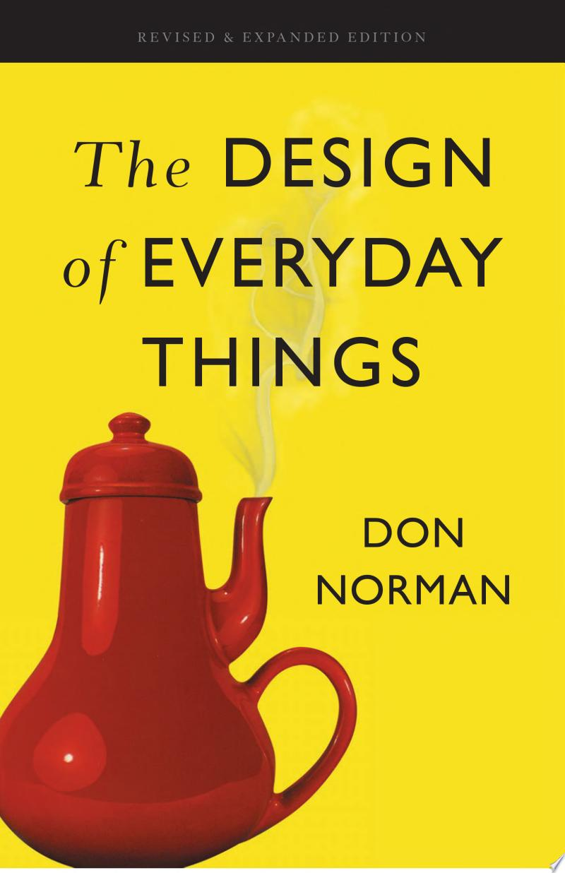 The Design of Everyday Things image