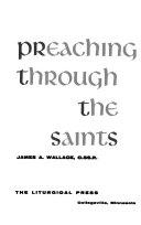 Preaching Through the Saints