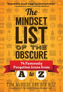 The Mindset List of the Obscure Pdf